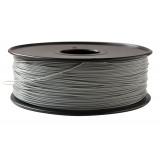 PLA пластик FL-33 1,75 серый 1 кг