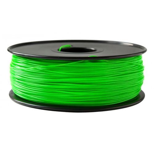 PLA пластик FL-33 1,75 зеленый 1 кг
