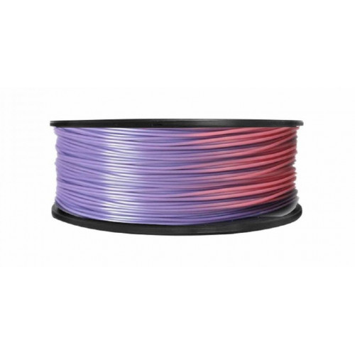 PLA пластик FL-33 1,75 фиолетово-розовый 1 кг