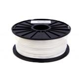 PLA пластик FL-33 1,75 белый 1 кг