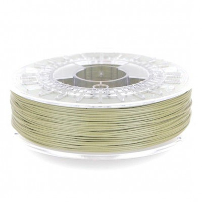 PLA пластик Colorfabb 1,75 green beige 0,75 кг