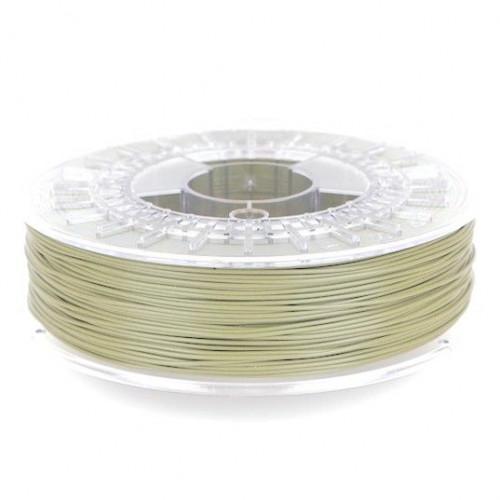 PLA пластик Colorfabb 1,75 green beige 0,75 кг