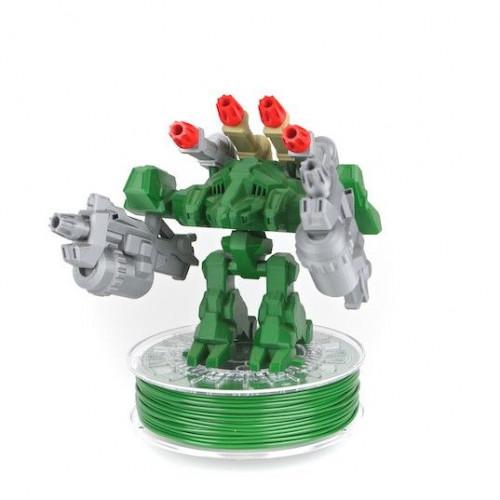 PLA пластик Colorfabb 1,75 leaf green 0,75 кг