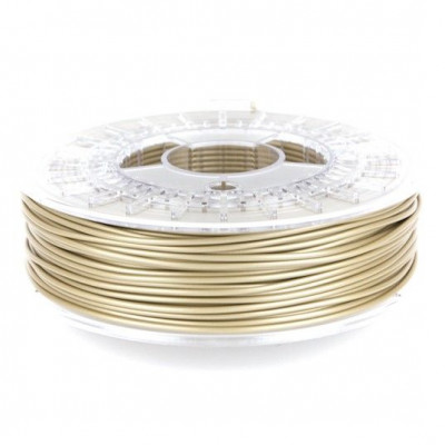 PLA пластик Colorfabb 1,75 pale gold 0,75 кг