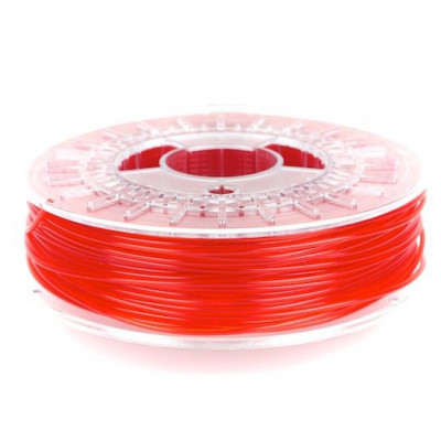 PLA пластик Colorfabb 1,75 red transp. 0,75 кг
