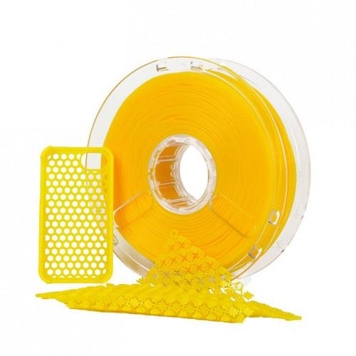 Пластик PolyFlex 1,75 желтый