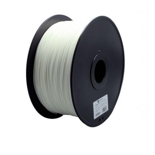 Пластик PolyPlus PLA 1,75 белый 3 кг
