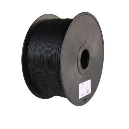 Пластик PolyPlus PLA 2,85 черный 3 кг
