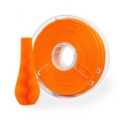 Пластик PolyPlus PLA 1,75 оранжевый 0,75 кг