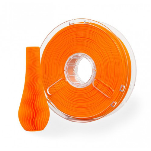 Пластик PolyPlus PLA 2,85 оранжевый 0,75 кг