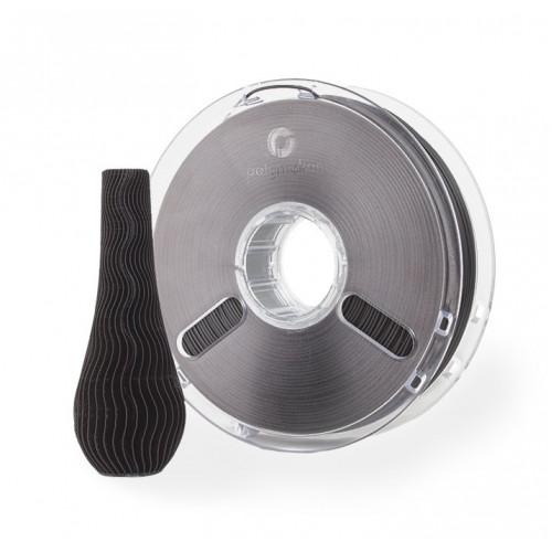 Пластик PolyPlus PLA 1,75 черный 0,75 кг