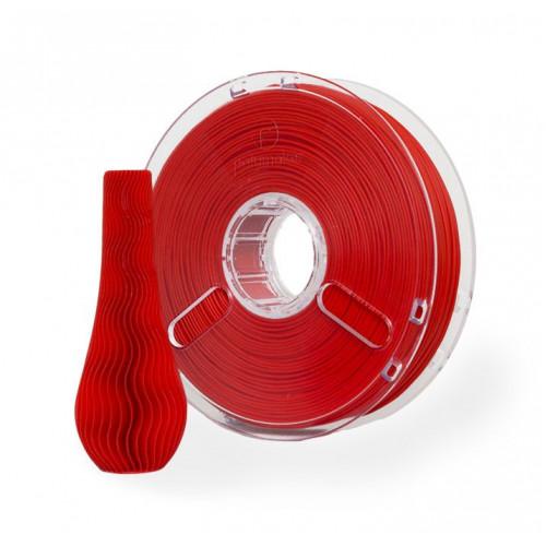 Пластик PolyPlus PLA 1,75 красный 0,75 кг