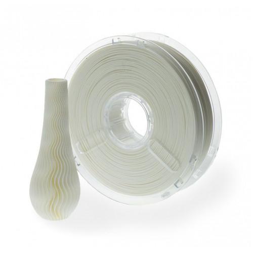Пластик PolyPlus PLA 1,75 белый 0,75 кг