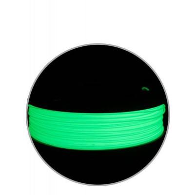 PLA Lumi пластик 1,75 Print Product зеленый 0,5 кг