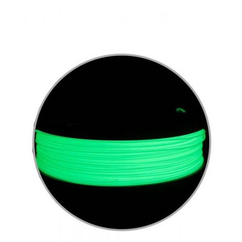 PLA Lumi пластик 1,75 Print Product зел. 0,5 кг
