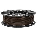 PLA пластик 1,75 REC коричневый 0,75 кг