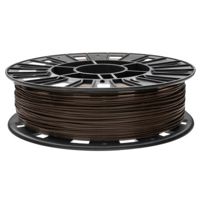 PLA пластик 2,85 REC коричневый RAL8016 0,75 кг