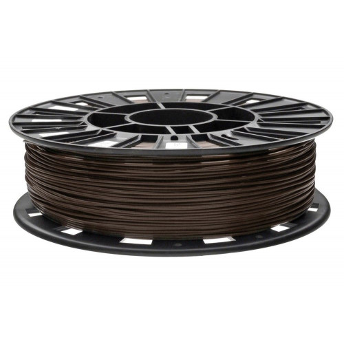 PLA пластик 1,75 REC коричневый RAL8016 0,75 кг