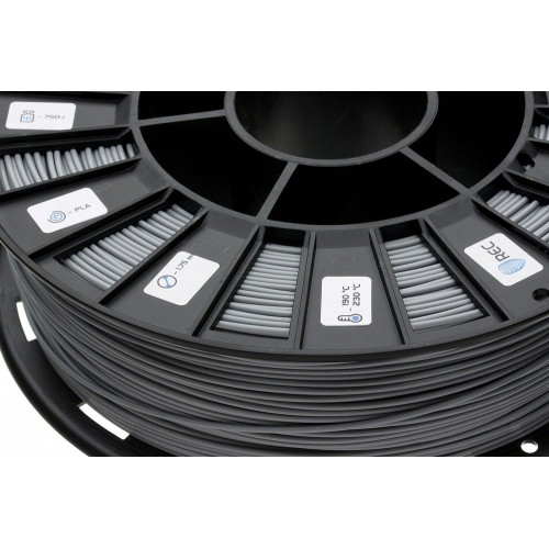PLA пластик 2,85 REC серый RAL7004 2 кг