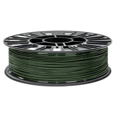 PLA пластик 1,75 REC хаки RAL6007 0,75 кг