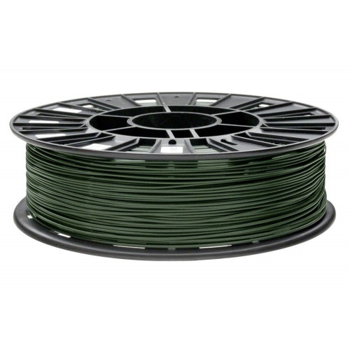 PLA пластик 2,85 REC хаки RAL6007 0,75 кг
