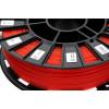 PLA пластик 2,85 REC красный RAL3028 0,75 кг