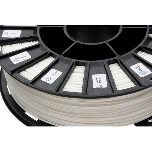 PLA пластик 2,85 REC белый RAL9003 2 кг
