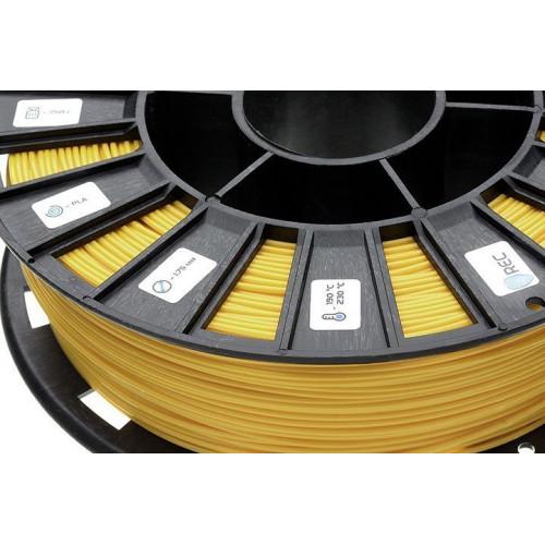 PLA пластик 2,85 REC желтый RAL1018 2 кг