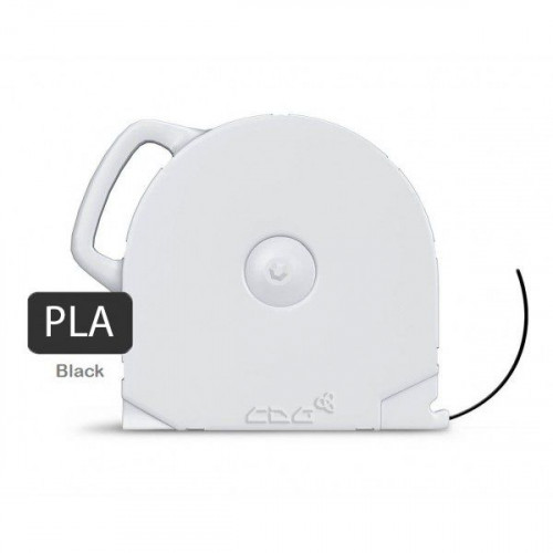 PLA пластик CubeX черный 1 кг