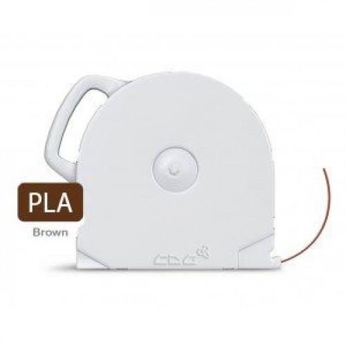 PLA пластик CubeX коричневый 1 кг