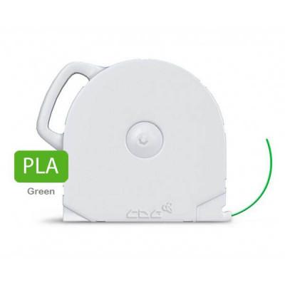 PLA пластик CubeX зеленый 1 кг