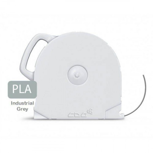 PLA пластик CubeX инд. серый 1 кг