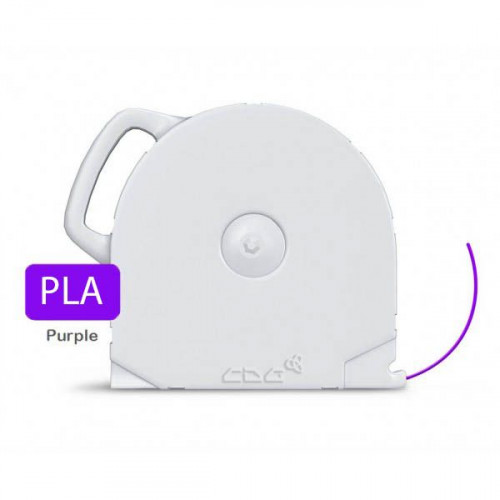 PLA пластик CubeX фиолетовый 1 кг