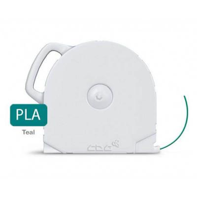 PLA пластик CubeX бирюзовый 1 кг