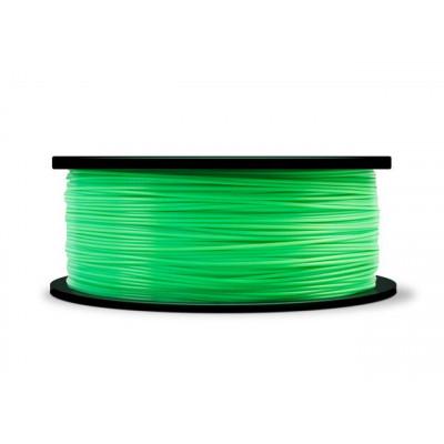 PLA пластик MakerBot 1,75 полупрозрачный зеленый 0,9 кг