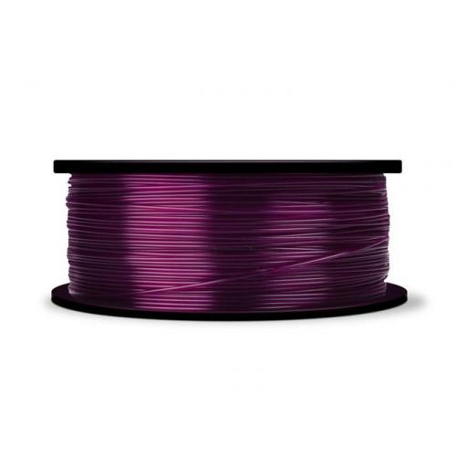 PLA пластик MakerBot 1,75 полупрозрачный фиолетовый 0,9 кг