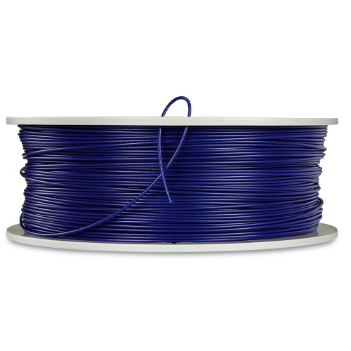PLA пластик 1,75 Verbatim синий 1 кг