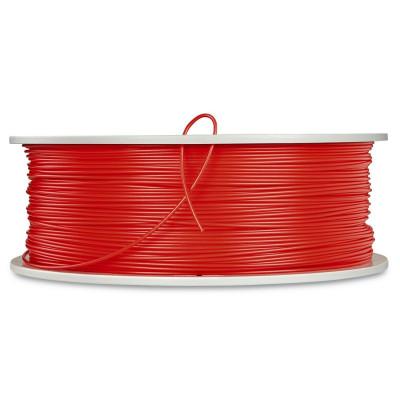 PLA пластик 1,75 Verbatim красный 1 кг