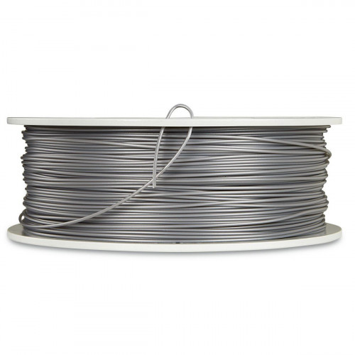 PLA пластик 1,75 Verbatim серебр. 1 кг