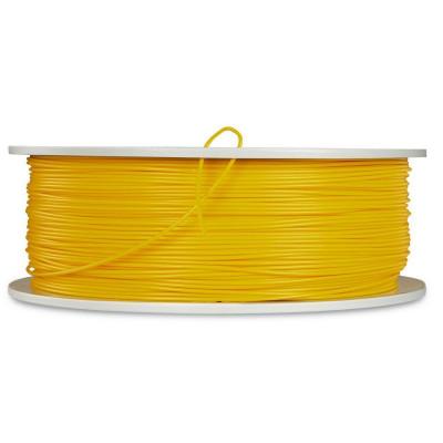 PLA пластик 1,75 Verbatim желтый 1 кг