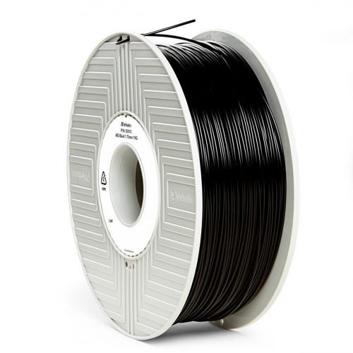 PLA пластик 2,85 Verbatim черный 1 кг