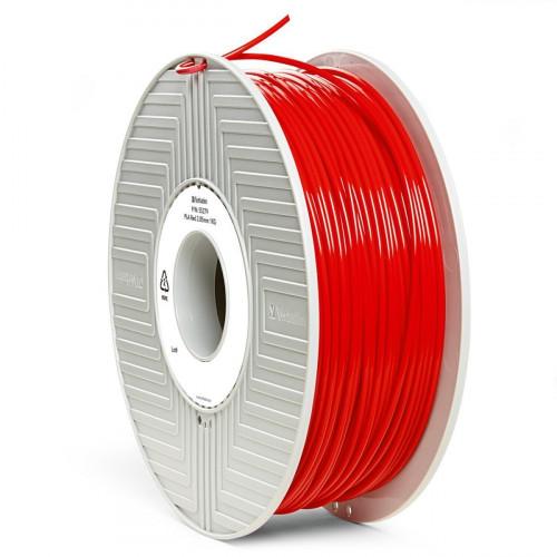 PLA пластик 2,85 Verbatim красный 1 кг