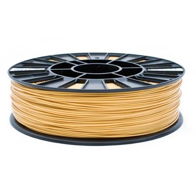 ABS пластик 1,75 REC золото RAL1036 0,75 кг
