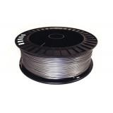 PLA пластик 2,85 REC серебристый RAL9023 0,75 кг