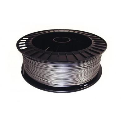 PLA пластик 1,75 REC серебристый RAL9023 2 кг