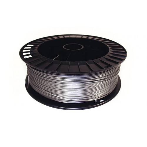 PLA пластик 2,85 REC серебристый RAL9023 2 кг