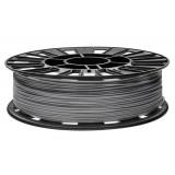 PLA пластик 1,75 REC серый 0,75 кг