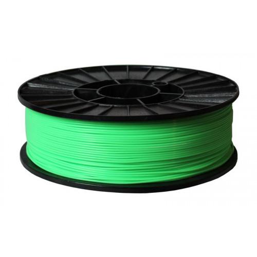 ABS Strimplast Aurora 1,75мм, 0,8кг (зеленоватое свечение)