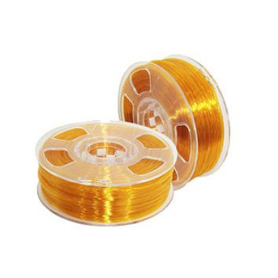 PETG U3Print Geek filament 1,75 мм 1 кг Amber