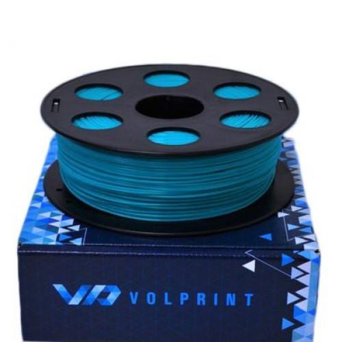 PLA пластик 1,75 Volprint изумрудный 1 кг